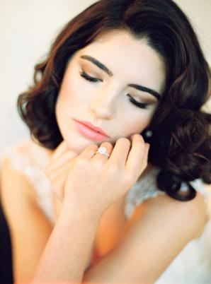 Classic Glamour Wedding Inspiration 7