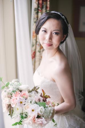 Elegant Vancouver Wedding Melissa Gidney 1