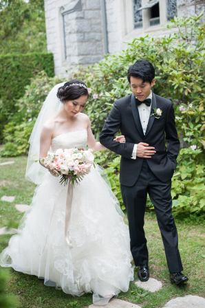 Elegant Vancouver Wedding Melissa Gidney 9