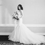 Galia Lahav Wedding Gown