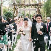 Garden Wedding in Malibu 7
