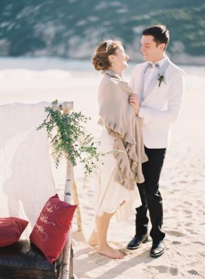 Hong Kong Beach Wedding Ideas 10