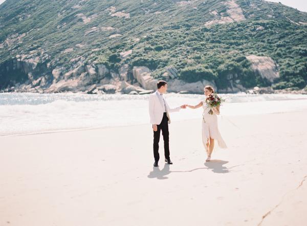Hong Kong Beach Wedding Ideas 12