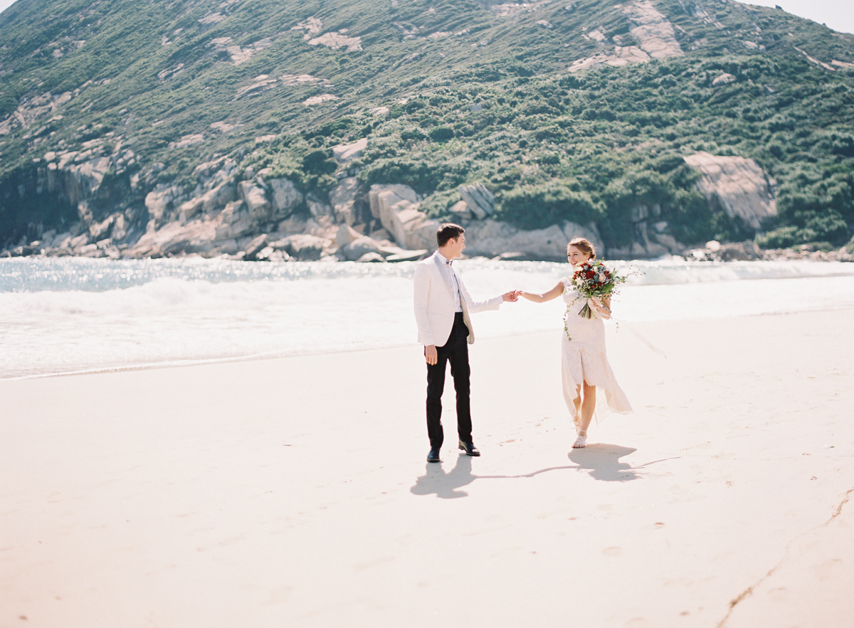 Hong Kong Beach Wedding Ideas 12