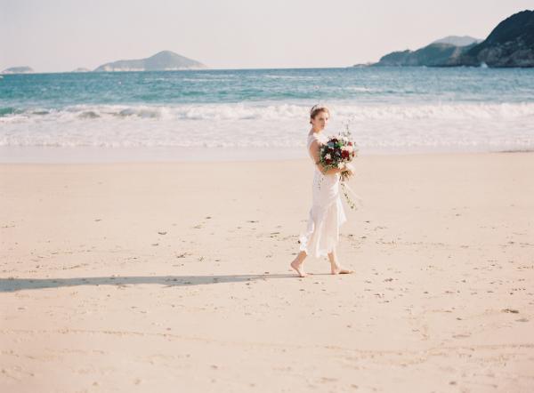 Hong Kong Beach Wedding Ideas 7