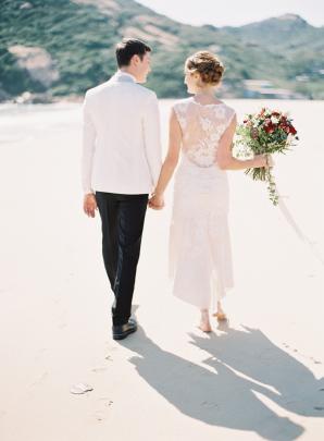 Hong Kong Beach Wedding Ideas 8