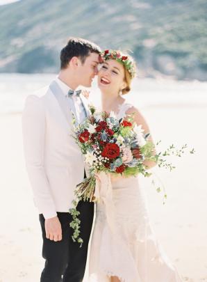 Hong Kong Beach Wedding Ideas 9