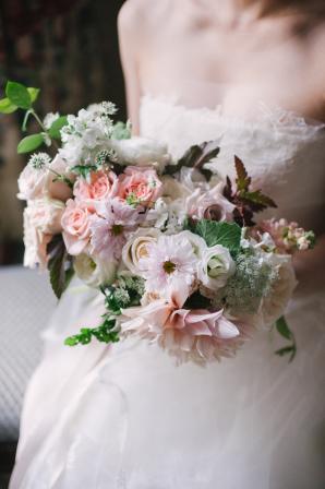 Mauve and Pink Bouquet