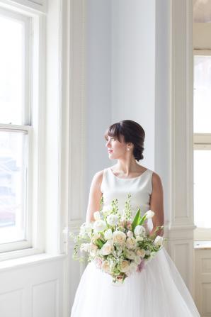 Modern French Wedding Inspiration 1