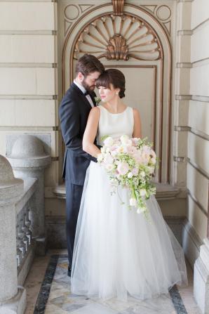Modern French Wedding Inspiration 10