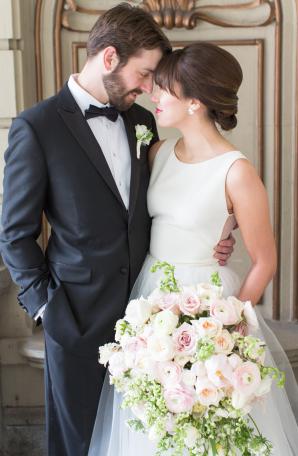 Modern French Wedding Inspiration 11