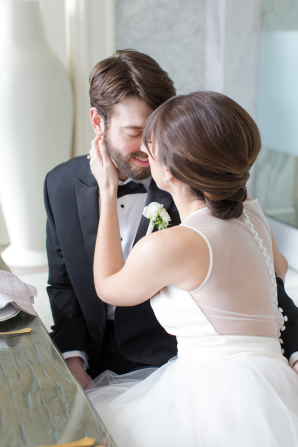 Modern French Wedding Inspiration 13