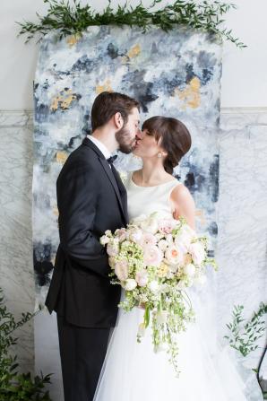 Modern French Wedding Inspiration 3
