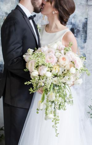 Modern French Wedding Inspiration 4