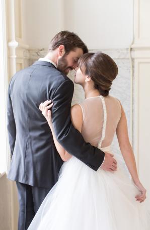 Modern French Wedding Inspiration 5