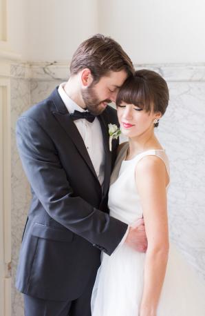 Modern French Wedding Inspiration 6