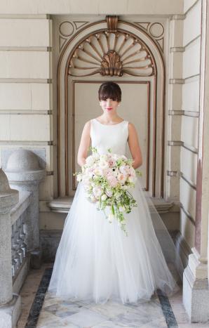Modern French Wedding Inspiration 7