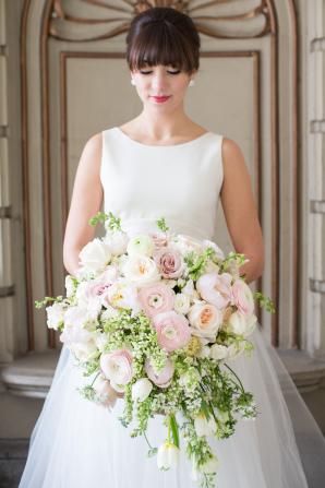 Modern French Wedding Inspiration 8