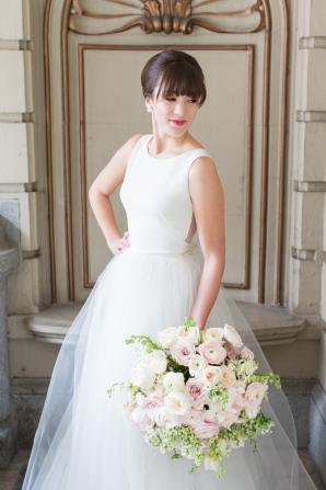Modern French Wedding Inspiration 9
