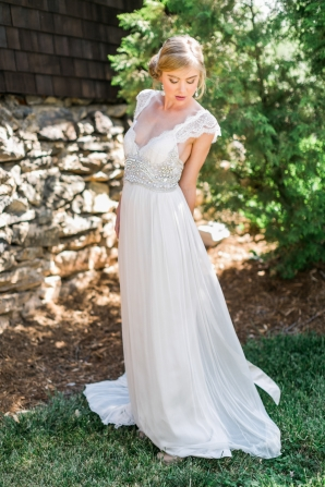 Romantic Anna Campbell Gown
