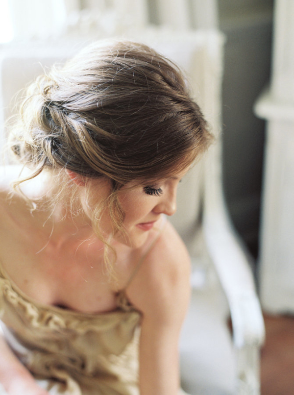 Romantic Bridal Updo1