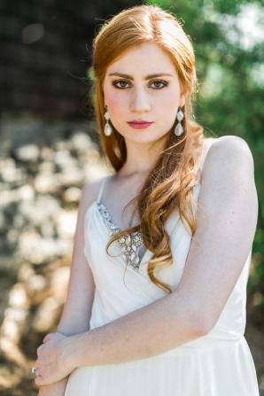 Soft Bridal Curls
