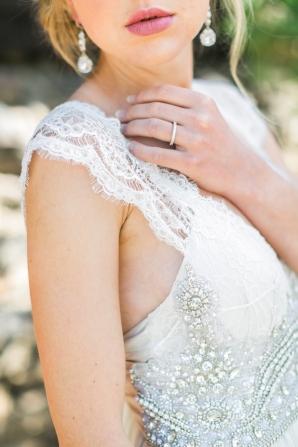 Sparkling Wedding Ring