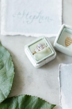 Susie Saltzman Wedding Rings