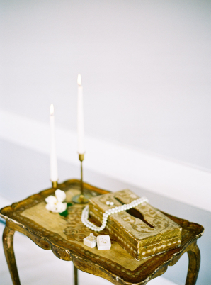 Vintage Jewelry and Wedding Decor