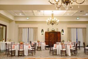 Wedding Reception at the Arizona Inn