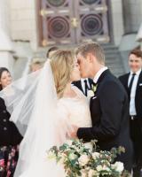 Wedding at SLC Temple