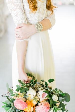 Wrist Cuff for Bride