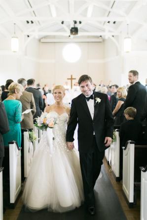 Arlington Virginia Wedding Stephanie Yonce 1