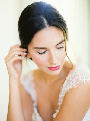 Chic Bridal Makeup