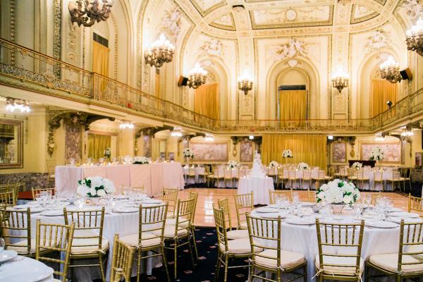 Congress Plaza Hotel Wedding