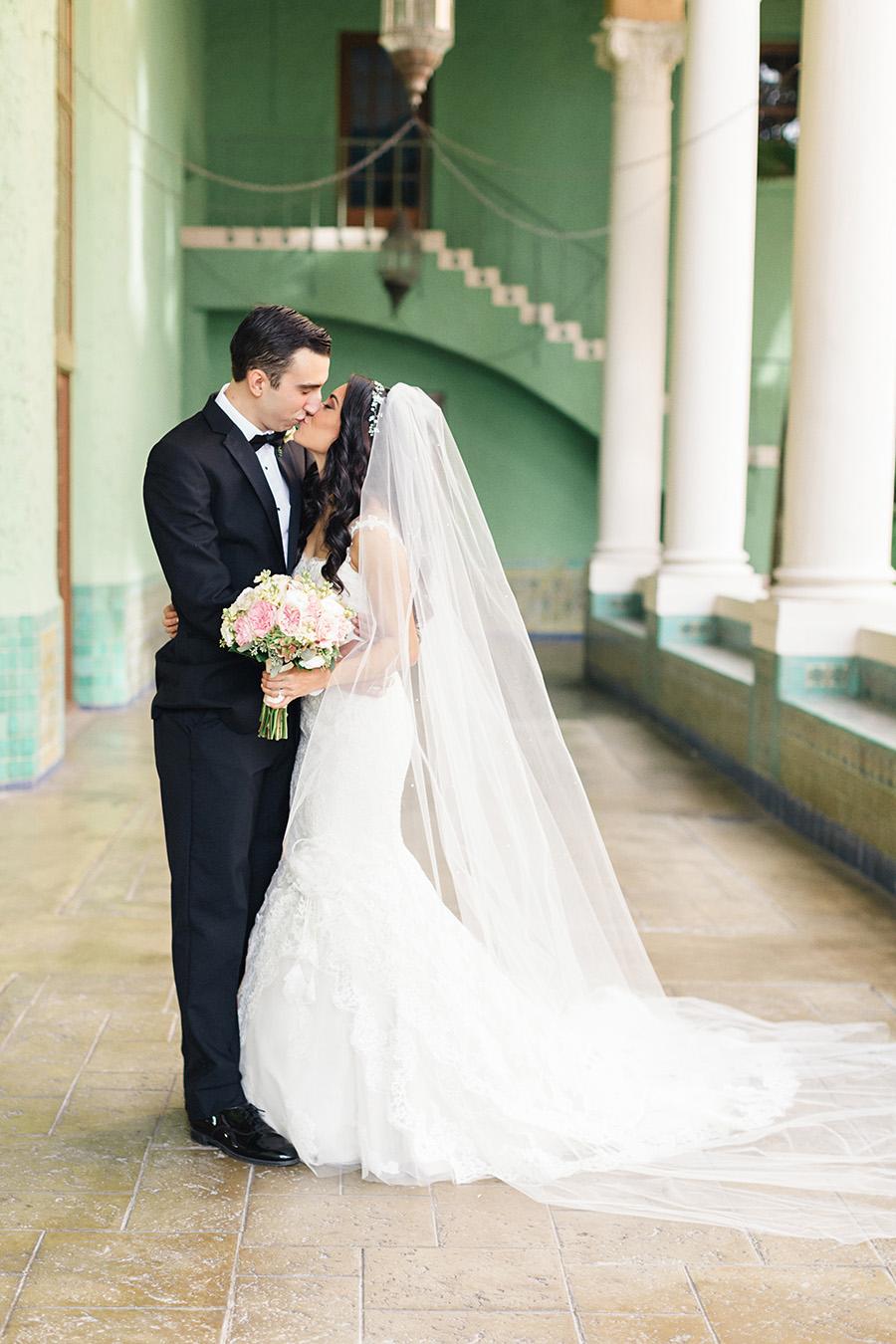 Coral Gables Wedding Elaine Palladino 7