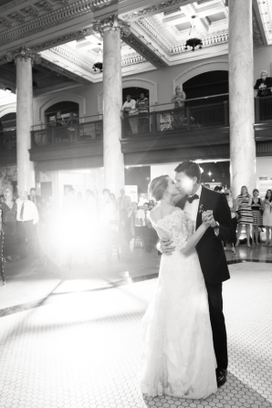 Milwaukee Historical Society Wedding 15
