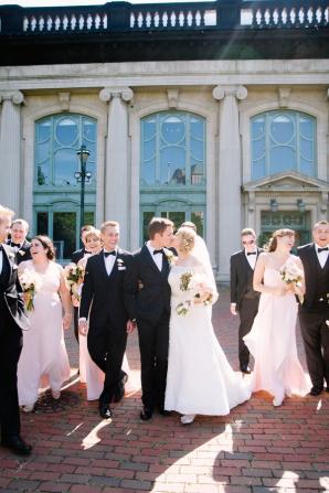 Milwaukee Historical Society Wedding 3