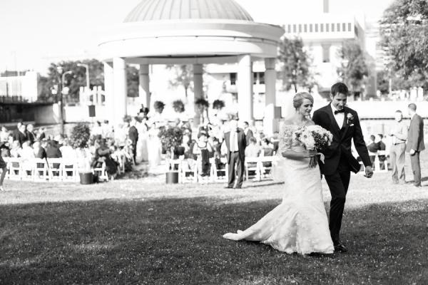 Milwaukee Historical Society Wedding 6