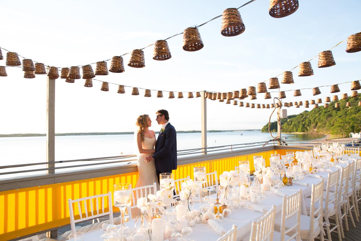 Waterside Wedding On Shelter Island