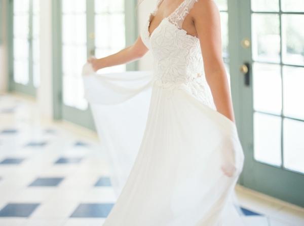 Skirt of Divine Atelier Gown