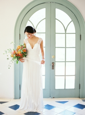 Wedding Dress by Divine Atelier