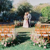 Arizona Garden Wedding Ideas 6