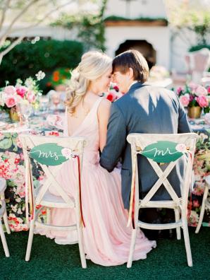 Arizona Garden Wedding Ideas 9