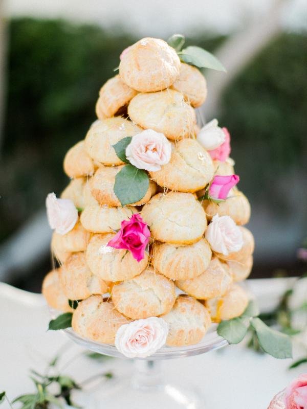 Croquembouche - Elizabeth Anne Designs: The Wedding Blog
