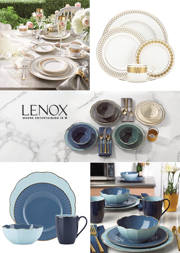 Lenox Gold China