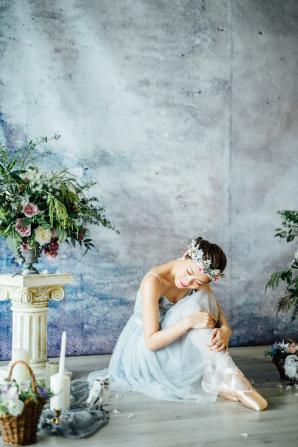 Ballerina Bridesmaid
