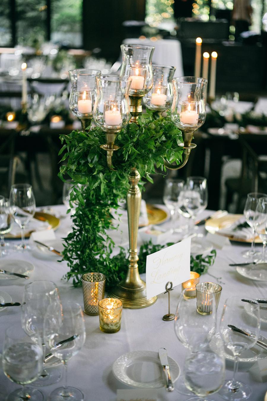 Candelabra Centerpiece Elizabeth Anne Designs The Wedding Blog