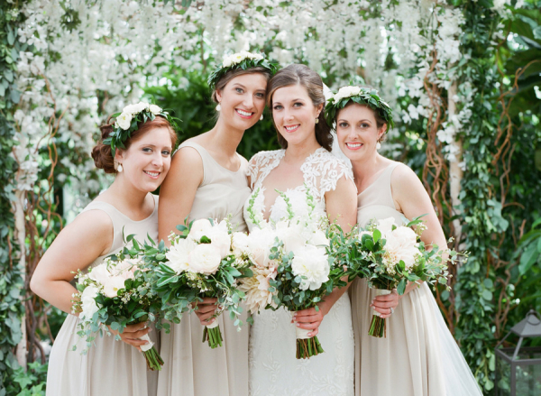 Cashmere Alfred Angelo Bridesmaids