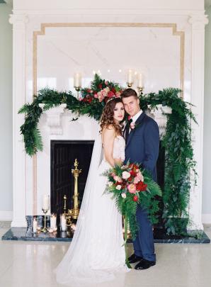 Colorado Mansion Wedding Inspiration 1
